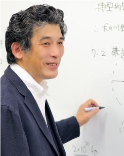 半田 利弘教授